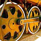 Wheel Appreciation Time by locomotive