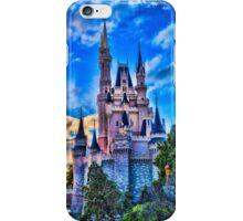 Cinderella Castle at Sunset iPhone Case/Skin