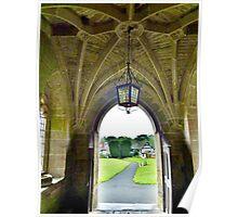 Pembridge - Herefordshire  Poster