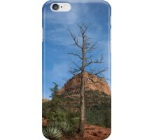 Reaching up to the sky ll iPhone Case/Skin