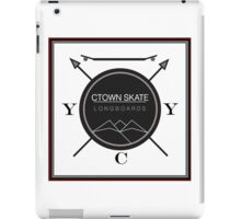 C. Town Skate Coat of Arms iPad Case/Skin