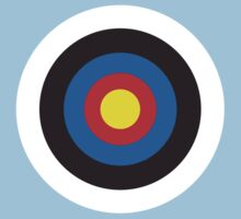 Bulls Eye - Right on Target by TOM HILL - Designer