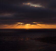 Setting Sun by AmandaKopcic
