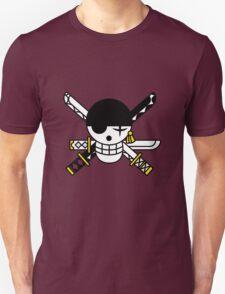 one piece straw hat roronoa zoro anime manga shirt T-Shirt
