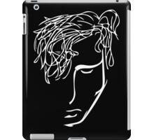 rowan - black iPad Case/Skin