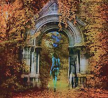 "Mysterious Garden ""hidden secrets series"" by Martin Dingli"