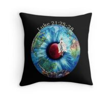Shemitah Year (9/25/2014 to 9/13/2015) -SIGNS OF THE TIMES-PROPHECY -CHRISTIAN VISION--PILLOWS,JOURNAL,BOOKS,SCARF,TOTE BAGS ECT.. Throw Pillow