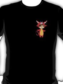 Mulan in Mushu costume T-Shirt
