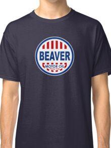 Beaver Motor Oil Shirt Classic T-Shirt