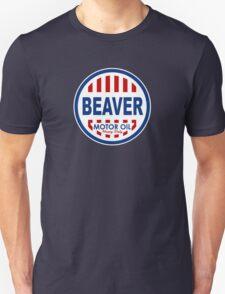 Beaver Motor Oil Shirt T-Shirt