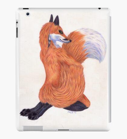 Anthro Fox iPad Case/Skin