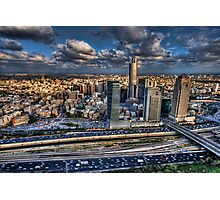 My Sim City Photographic Print