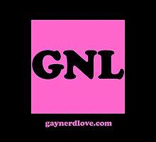 Gay Nerd Love: Logo by GayNerdLove