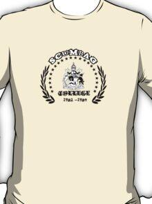 Scum Bag College T-Shirt