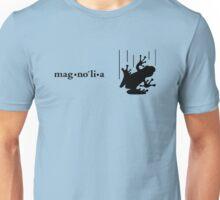 Magnolia's Frog (black) Unisex T-Shirt