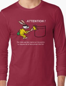 Metro Rabbit Long Sleeve T-Shirt