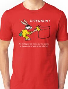 Metro Rabbit Unisex T-Shirt