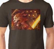 Charge the Line! Unisex T-Shirt
