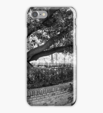 Buenos Aires - Plaza Vicente López iPhone Case/Skin