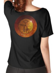 Symbol of Serenity Women's Relaxed Fit T-Shirt