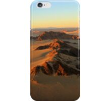 Namib-Naukluft Sunrise iPhone Case/Skin