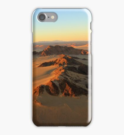 Namib-Naukluft Sunrise iPhone Case/Skin
