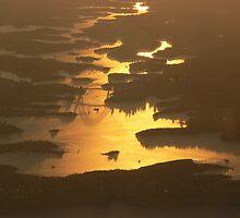 Sydney sunset by PhotosByG