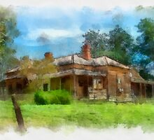 Old House-Narrandera by SharonD