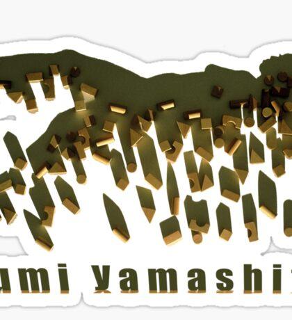 Yamashita Shadow Sticker