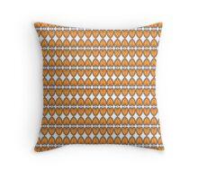Wooden Spade #4 Throw Pillow