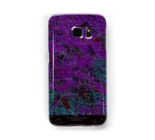 Massachusetts  USGS Historical Topo Map MA Reading 351252 1966 25000 Inverted Samsung Galaxy Case/Skin