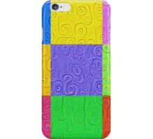 Deep Dreaming of a Color World 2K 2 iPhone Case/Skin