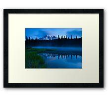 Twilight Majesty Framed Print