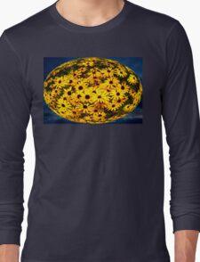 Floral Orb Long Sleeve T-Shirt