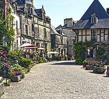 Rochefort-en-Terre, Brittany, France #9 by Elaine Teague