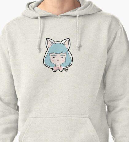 Cat Girl Pullover Hoodie