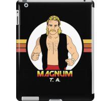 Magnum T.A. iPad Case/Skin