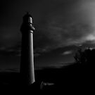 Split Point  Lighthouse by Keith Irving