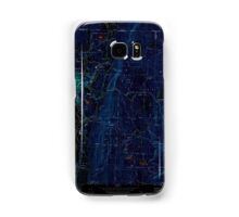 Massachusetts  USGS Historical Topo Map MA North Adams 350383 1973 24000 Inverted Samsung Galaxy Case/Skin