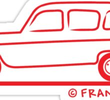 Renault R4 Sticker