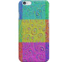 Deep Dreaming of a Color World 2K iPhone Case/Skin