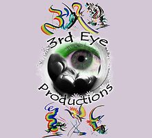3rd eye productions 2010 print by vortexvisuals