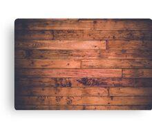 Wooddy Canvas Print