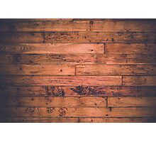 Wooddy Photographic Print