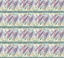 Fun Feather Design by xorbah