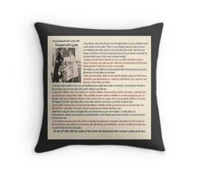 The Good Wife Guide Throw Pillow