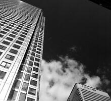 Canary Wharf 1, London by Chris Millar