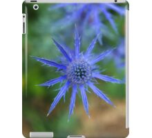 Sea Holly iPad Case/Skin