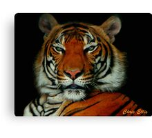 Indochinese Tiger Canvas Print