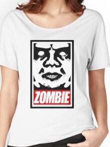 zOmBEY Women's Relaxed Fit T-Shirt